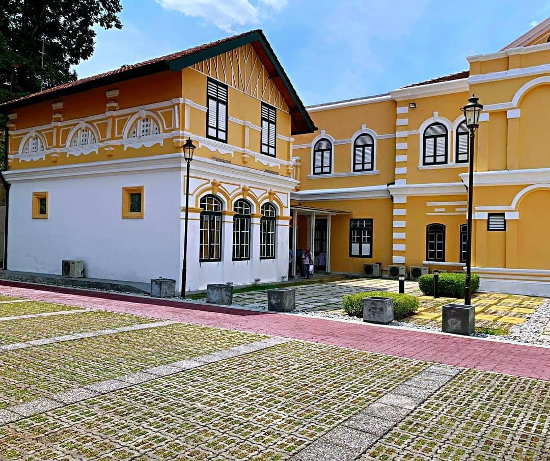Rumah Tangsi - Pejabat Operasi KLWBC