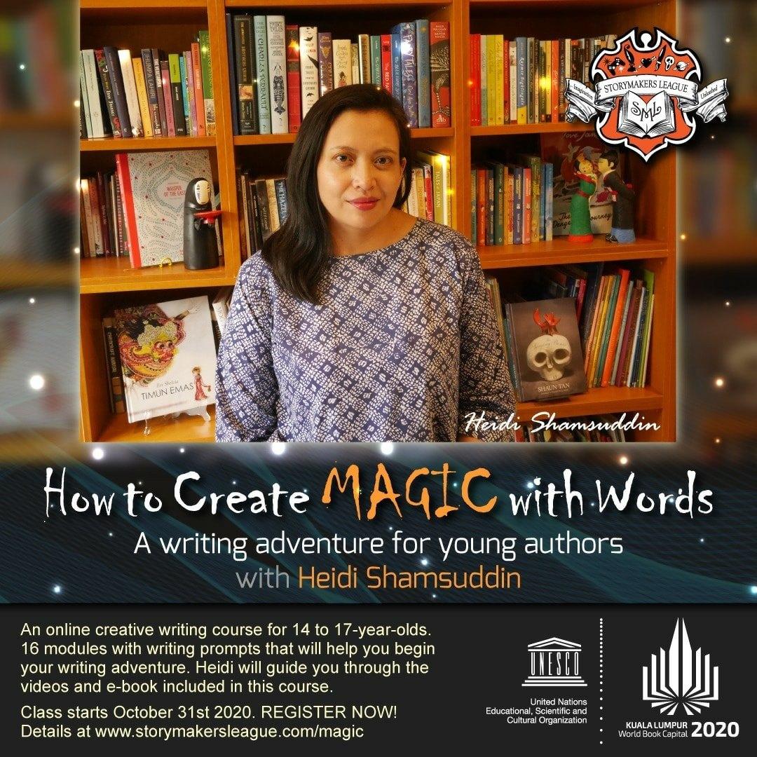 Heidi Shamsuddin/StorymakersLeague